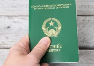 thủ tục làm hộ chiếu online